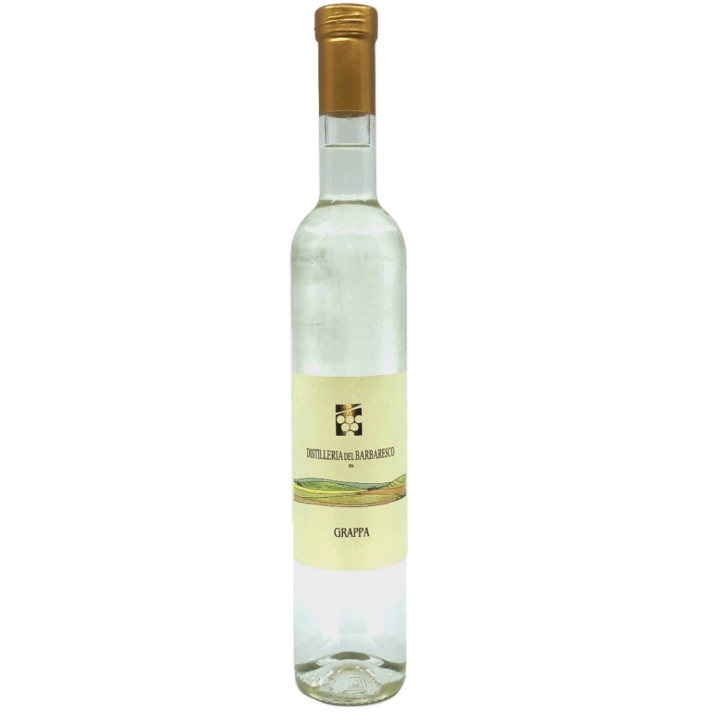 Barbaresco Grappa di Moscato